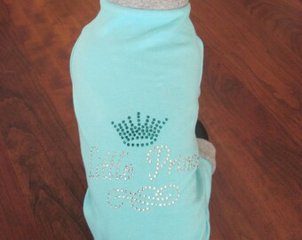 Little Prince Dog Pajamas