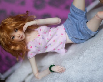 author's bjd doll from zeterelly