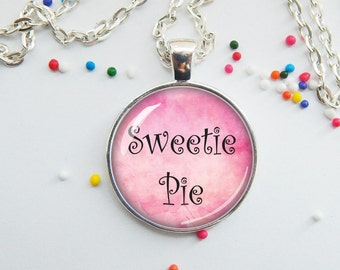 VALENTINE'S DAY! CLEARANCE! Sweetie Pie Pendant