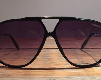 Vintage Carrera 82 oversized icon sunglasses