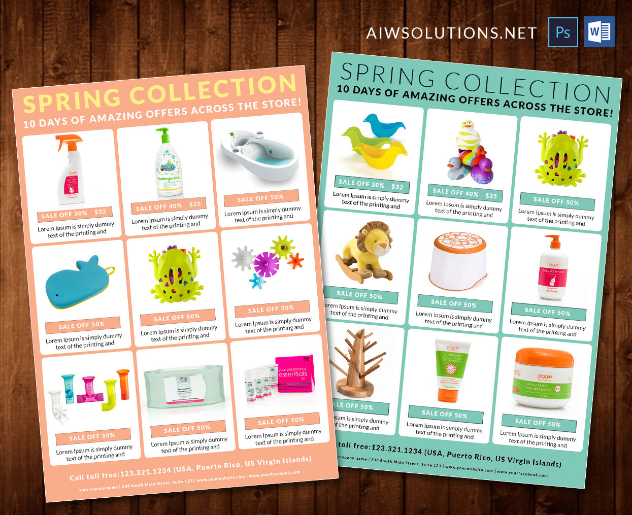 online product catalog template - editable catalogproduct sale off catalog sale off flyer