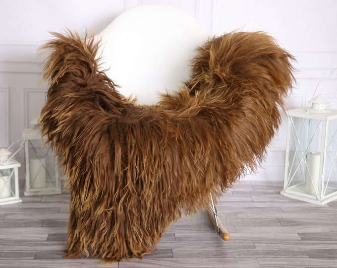 Icelandic Sheepskin | Real Sheepskin Rug |  Super Large Sheepskin Rug Blonde | Fur Rug | Homedecor #MIHISL14