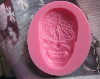 mold silicone super hero / marvel