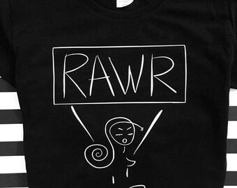 RAWR.