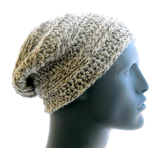 CROCHET PATTERN: The Tex Beanie and Slouchy Hat Pattern for Women ...
