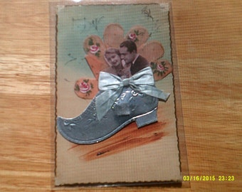 Vintage French Post Card