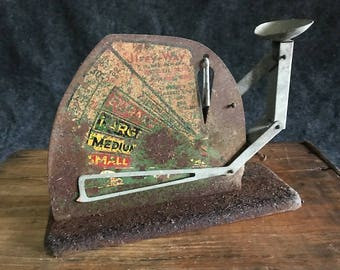 Antique Egg Scale Jiffy Way