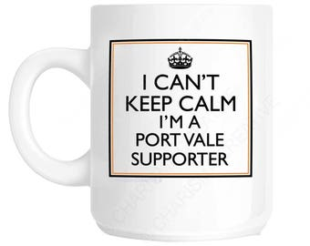 Port Vale Novelty Fun Mug CH344