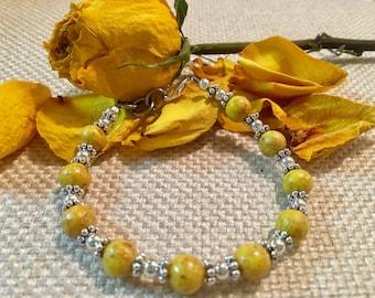 Memorial Bead Bracelet