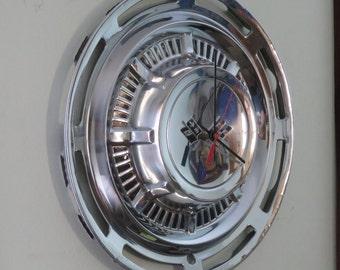 1959 Chevrolet Impala Hubcap Clock No. 2620