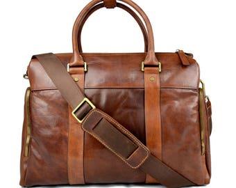 Leather notebook tablet bag mens ladies handbag shoulder bag professional messenger bag brown mens notebook bag leather ipad bag handbag