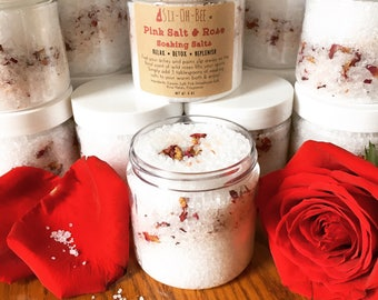 Wild Rose Bath Soak