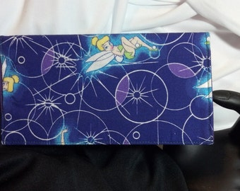 Tinkerbell Checkbook Cover