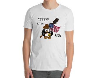 Yippee Ki Yay All American T-Shirt