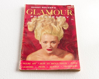 1956 Danny Rouzer's GLAMOUR Photography  | Trend Books #134 | Art Photography Erotica