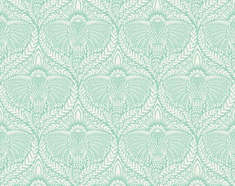 Eden - Deity Fabric - Mojito - sold by the 1/2 yard