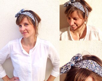 headband retro headband vintage lindy hop - swing - your choice