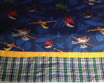 Planes pillowcase