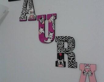 Zebra's theme