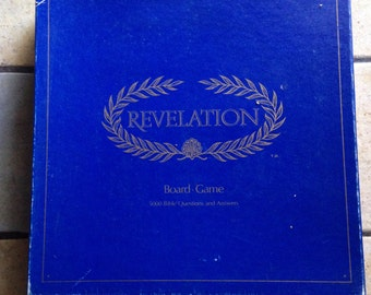 1984 Revelation Board Game by Betzold Games