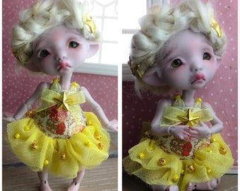 Corset tutu star for kröt dust of dolls