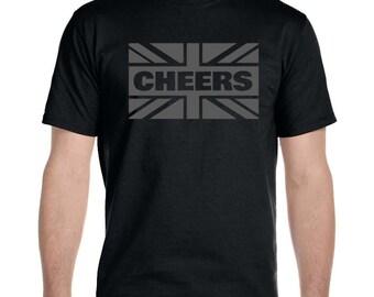 Cheers T-Shirt - Grey