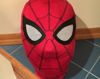 Homecoming Style Spidey Mask