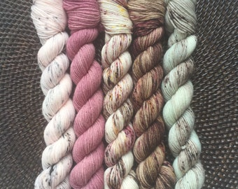Mini Skein Set - 5 x 20g