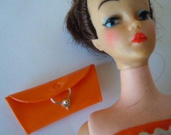 Mitzi Doll Ideal Toy Co Barbie Doll Clone Bonus Dress Komono