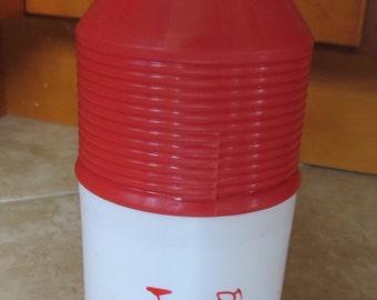 Cool Vintage Schwinn Bicycle Water Bottle Thermos