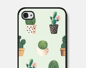 Cactus iPhone 6s Case iPhone 6 Case Samsung Galaxy S5 Case Samsung Galaxy S6 Case Succulent iPhone 6s Plus Case - Mint iPhone 5s Case