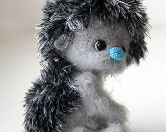 Amigurumi Hedgehog plush, Hedgehog Toy, Hedgehog amigurumi, Crochet Hedgehog
