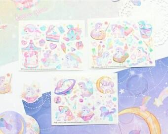 Unicorn Stickers, Unicorn Stickers Set
