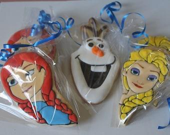 frozen cookies (12 cookies)