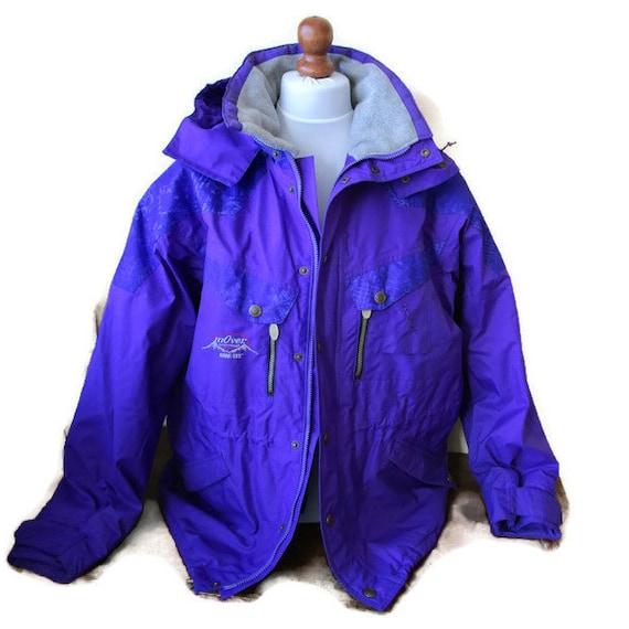 wear Unisex Active Parka Men 90s Royal Woman technical Winter Jacket mOver Skiwear Sportwear Tex Blue Ski Most Gore Parka qgHU7
