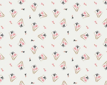 SALE | Art Gallery Fabric | Quilting Cotton | Lilium Expectations | Gossamer