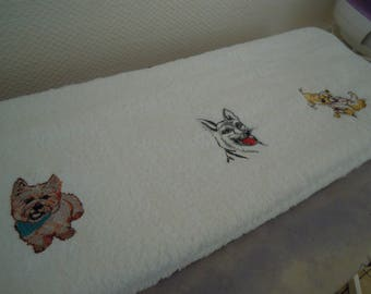 bath towel cotton Terry