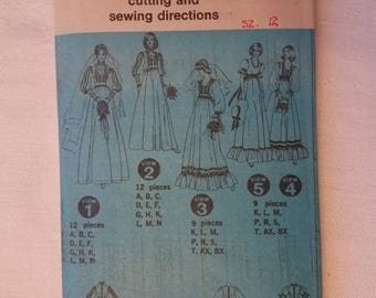 Vintage 1970's Pattern