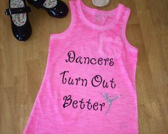Dance Tank Girls