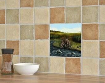 Otter Ceramic Tile