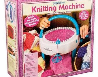 Innovations Knitting Machine brand NEW in original box large circular round knitting machine