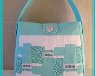 40% OFF SALE! Sewing Pattern - Chloe Bag by Clare's Place