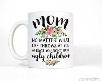 Mom Mug, Mom Birthday Gift for Mom, Funny Gift for Mom Gift, Mother Gift from Daughter