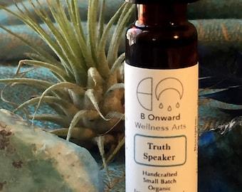 Truth Speaker- Aromatic Blend for Throat Chakra