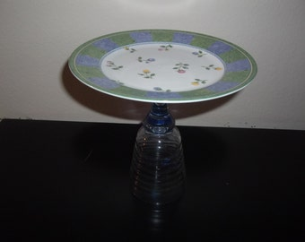 Cupcake Stand, Serving Dish, Candle Holder