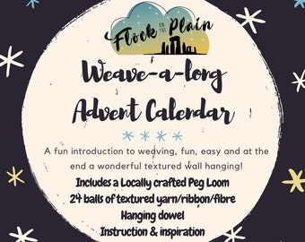 Weave-a-long Advent Calendar