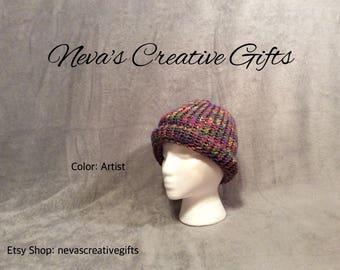 ARTIST  - Warm, Cozy Winter Hat
