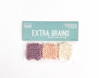 Extra Brains (for the Smelly Faces)