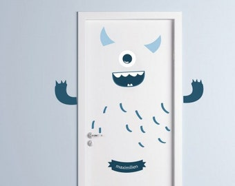 Wall / Door Monster