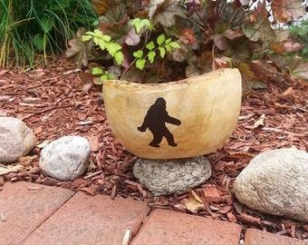 Small Bigfoot Bowl
